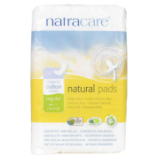Pack of 6 x Natracare Natural Regular Pads - 14 Pack
