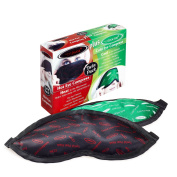 THE EYE MASK plus THE ICE DOCTOR Twin Pack. 1 x Hot Compress (MGD/ Dry Eye) + 1 x Cold Compress -