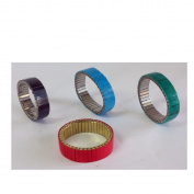Discount Ethnic Stretch Bangle with Crystal Stones.