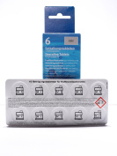 Bosch descaling tablets with 10 spares net cleaning tablets.