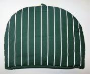 Green Butchers Stripe Tea Cosy
