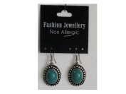 Discount Ethnic ALPACCA NEOLITE Oval Earrings