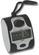 Multi Sports Football Rugby Referee Accessory Lightweight Digital Tally Counter