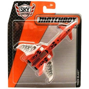 Matchbox Sky Busters TWIN BLAST Die-cast Aircraft