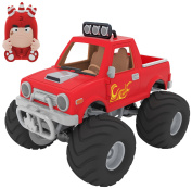 Oddbods AV4501F Fuse Monster Truck Action Vehicle Toy