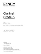 Clarinet Exam Pieces Grade 6 2017 2020