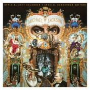Michael Jackson Official 2017 Square Calendar