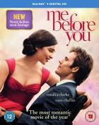 Me Before You [Regions 1,2,3] [Blu-ray]