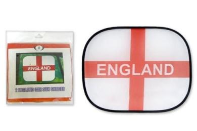 England Flag Baby Car Sunshade 2 Pack Blinds Sun Travel
