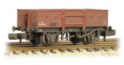 Graham Farish 377-956 13 Tonne High Sided Steel Waggon BR Bauxite (Late) Weathered