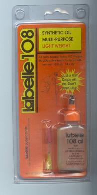 Labelle Oil fine oil for Z / N / Sm / HO locos