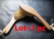Full Body Natural Bristle Dry Skin Exfoliation Brush / Detox - Fight Cellulite