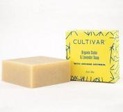 Soap Cedar & Lavender Organic Soap by Cultivar