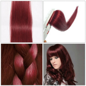 Double Weft 100% Remy Human Hair Clip in Extensions 36cm - 60cm Grade 7A Quality Full Head Thick Long Soft Silky Straight 8pcs 18clips for Women Beauty