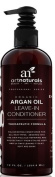 Art Naturals Argan Oil Leave in Conditioner / Moisturiser 350ml | Best Treatment for Dry, Damaged & Coloured Hair | Deep Conditioning Repair Cream Leaving Hair Sleek & Shiny For All Hair Types