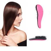 Detangling Brush - Effective Detangler Hair Brush for Women, Girls, Men and Boys-Use as Comb or Hair Brush-Use in Thin, Thick, Curly, Straight, Wet, Dry Hair