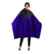 Betty Dain Multi Purpose Cape, Purple
