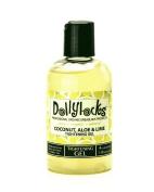 Dollylocks 120ml - Coconut, Aloe & Lime Dreadlock Tightening Gel
