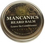 Mancanics All Natural Beard Balm
