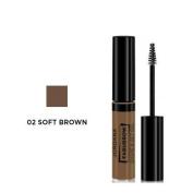 Jordana Fabubrow Shape & Set Gel 02 Soft Brown