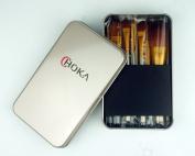 CHOKA™ Makeup Brushes Kabuki Powder Foundation blusher Cosmetic Brushes With Box-12pcs