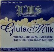 Gluta Milk Whiting Anti Ageing Soap