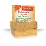 Calendula & Neem with Turmeric Soothing Facial & Hand Soap