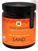 Good Medicine - Red Mineal Polish Sand - 270ml