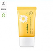 Innisfree:)NEW Perfect UV Protection Cream Triple Care 50ml SPF50+ PA+++ [WATER RESISTANT]