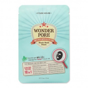[Etude House] Wonder Pore Black Mask Sheet 21ml