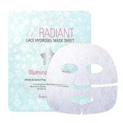 [Banila Co] It Radiant Lace Hydrogel Mask Sheet (Illuminating) 30g