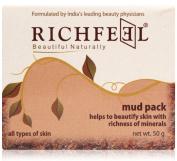 Richfeel Mud Pack, 50g