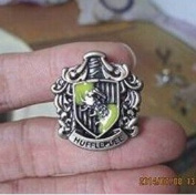 Ravenclaw, Gryffindor,slytherin and Hufflepuee House Crest Pin