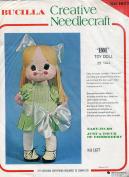 "Bucilla Creative Needlecraft Kit 1677 ""Jennie"" 60cm Toy Doll"