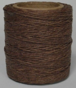 Maine Thread - .50cm Cocoa Waxed Polycord. 60m each. Includes 2 spools.