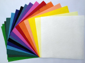 14 Pcs 25cm x 25cm Thick Mulberry Assorted Colours Paper Include Large Sheets Wholesale From Thailand Suppliers Card Making Tear Bears Paper Piecing Scrapbook Wedding White