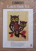 Caron Owls Latch Hook Kit
