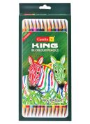 Camel Camlin Premium Full Size Colour Pencil - 12 Shades