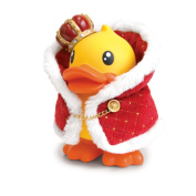 B.Duck King Saving Bank, 16cm