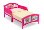 Delta Children Plastic Toddler Bed, Nick Jr. PAW Patrol/Skye and Everest
