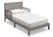 Delta Children Fabio Toddler Bed, Grey