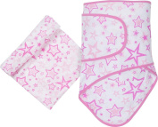 Miracle Blanket & Matching Muslin Swaddle Set