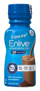 Ensure Enlive Nutrition Shake, Chocolate, 12 Count