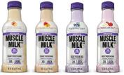 Muscle Milk Smoothie Bundle of Twelve Assorted 470ml Bottles