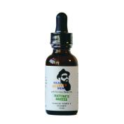 REAL BEARDED MEN 100% Natural Premium Beard Oil 30ml - Nature's Breeze