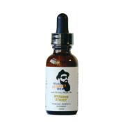 REAL BEARDED MEN 100% Natural Premium Beard Oil 30ml - Bourbon Street