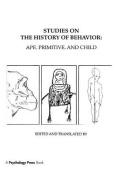 Studies on the History of Behavior