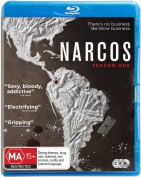 Narcos: Season 1 [Region B] [Blu-ray]