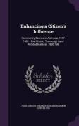 Enhancing a Citizen's Influence