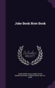 Joke Book Note Book